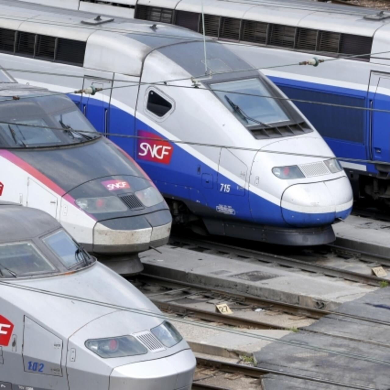 Paris Bordeaux In Two Hours French Railway Opens New Tgv Lines Sunday