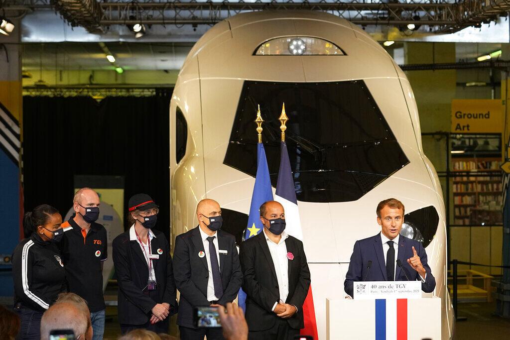 40 anos TGV