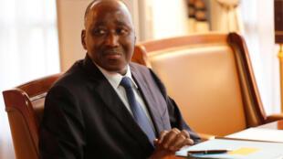 Katibu mkuu wa zamani wa ikulu ya rais nchini Cote d'Ivoire, Amadou Gon Coulibaly ambaye aliteuliwa kama Waziri Mkuu na Rais Alassane Ouattara, Januari 10, 2017.