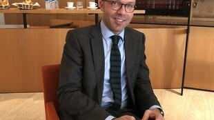 Jon Schubert, investigador ligado à Universidade de Genebra