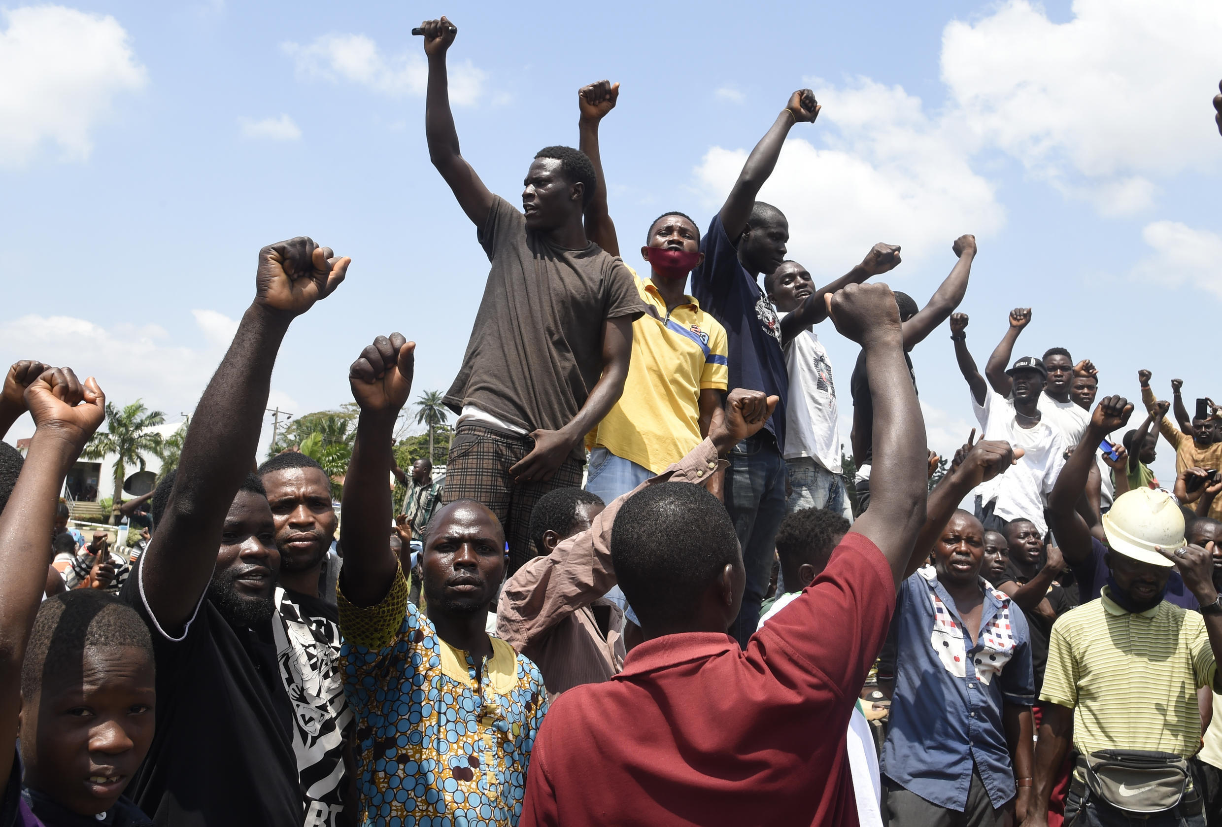 Nigeria has been rocked by protests over police brutality and deep-rooted social grievances
