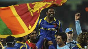 Muttiah Muralitharan is a Sri Lankan hero