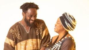 """Amadou DIABATE  n'a muso SISSAO, dɔnkilidalaw ka bɔ"""" Guinée""""."""