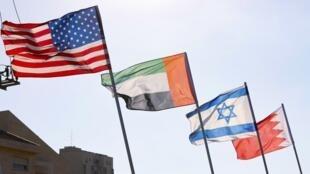 Israël scellera son entente avec les Emirats arabes unis et Bahreïn à la Maison Blanche, ce 15 septembre 2020.