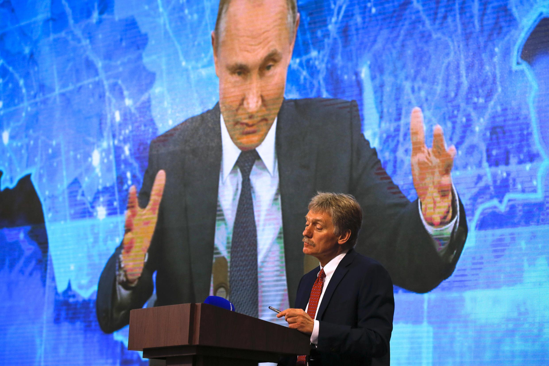 Poutine Peskov