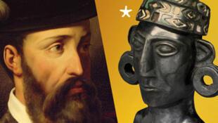 Exposition L'Inca et le Conquistador.