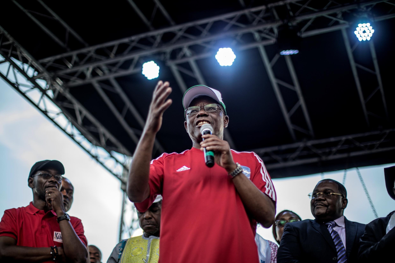 Maurice Kamto, jagoran 'yan adawan Kamaru