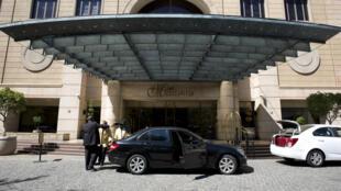 C'est dans cet hôtel ultra-sécurisé de Johannesburg que Patrick Karegeya a été assassiné.
