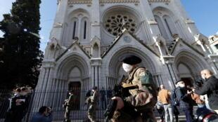 Мужчина задержан по делу о теракте в Ницце