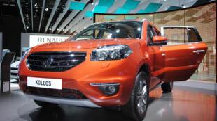 En 2011, Renault n'a vendu que 24 000 exemplaires de son crossover Koleos en Chine.