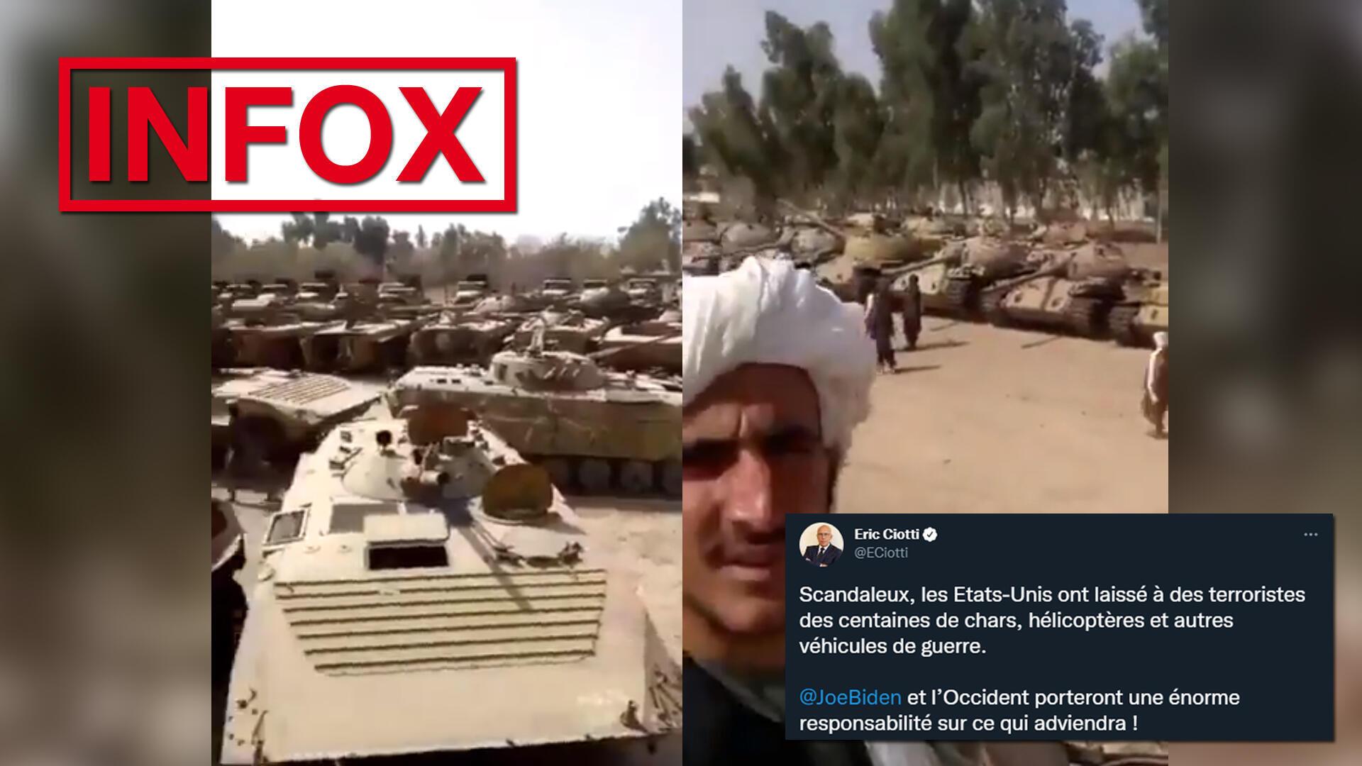 infox-eric-ciotti-afghanistan-talibans