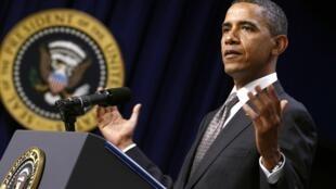 Barack Obama quer suprimir o abatimento de impostos dos milionários americanos.