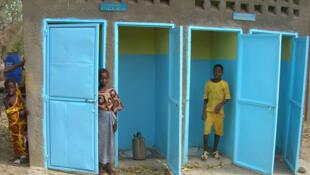 Près de 40% de la population mondiale n'a pas accès à des toilettes correctes.