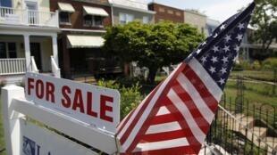 Parmi les grands défis qui attendent Barack Obama figure le financement du logement.