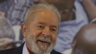 El expresidente brasileño Luiz Inácio Lula da Silva (2003-2011) quedó habilitado para ser candidato en las elecciones presidenciales de 2022