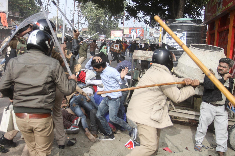 دور جدیدی از اعتراضات علیه قانون اعطا شهروندی در هند آغاز شده است.