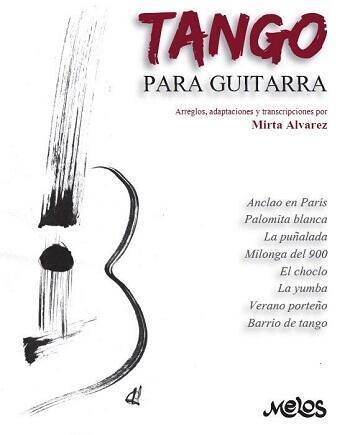 Portada del libro de Mirta Alvarez