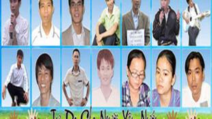 14 thanh niên công giáo chuẩn bị ra tòa
