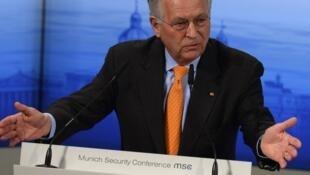 第54届安全会议主席