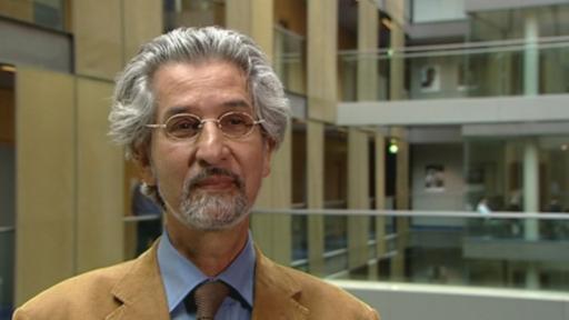 مهران براتی، تحلیلگر سیاسی مقیم آلمان