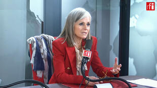 Isabelle Hudon, ambassadrice du Canada en France sur RFI.