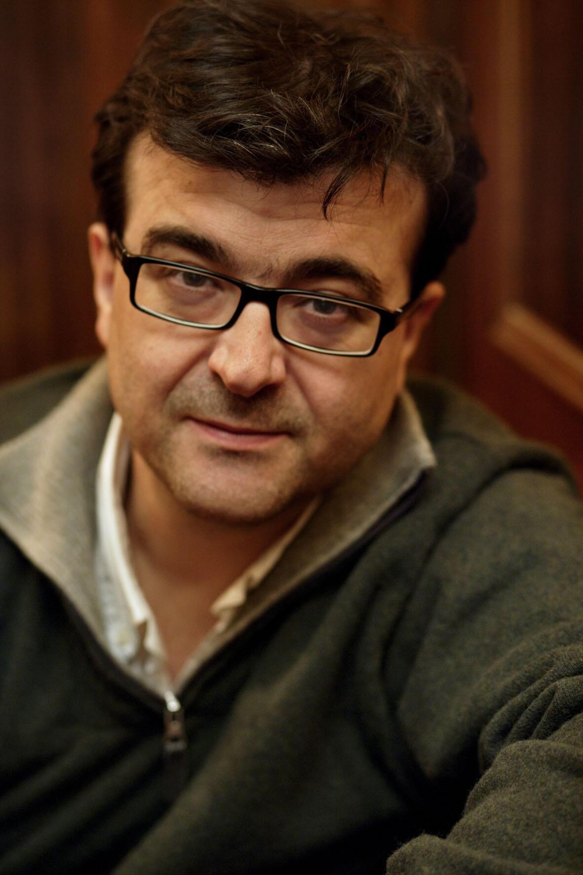 Portrait de l'écrivain espagnol Javier Cercas à l'occasion de la sortie de son roman «Le monarque des ombres»