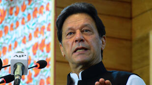 Imran Khan said Macron's remark would sow division