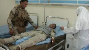 Atentado suicida en Bagdad