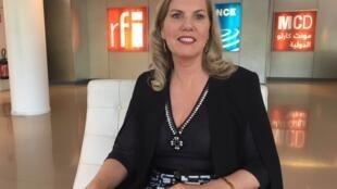 Regina Vanderlinde, presidente da Organização Internacional da Vinha e do Vinho (OIV)