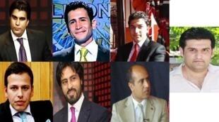 خبرنگاران مستعفی تلویزیون آریانا