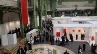 Grand Palais de Paris recebe 191 galeristas de 26 países