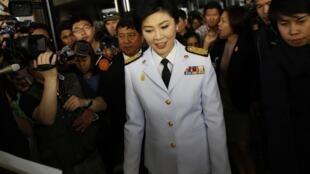 A primeira-ministra Yingluck Shinawatra enfrenta, há quase três meses, manifestações nas ruas da Tailândia.
