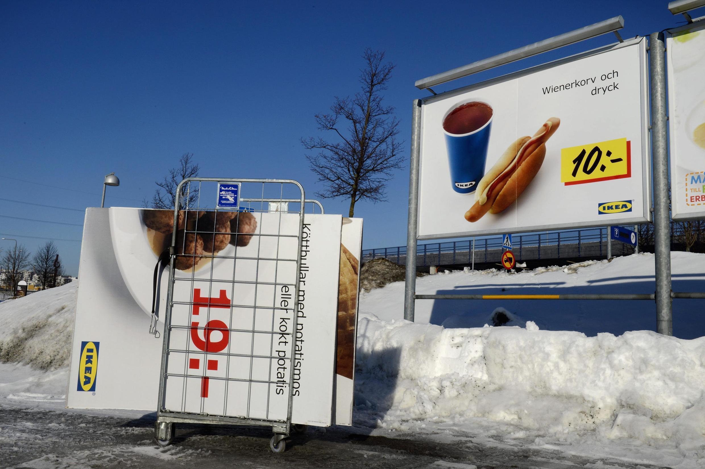 O grupo Ikea suspendeu nesta quarta-feira a venda de salsichas em cinco países europeus, incluindo Portugal