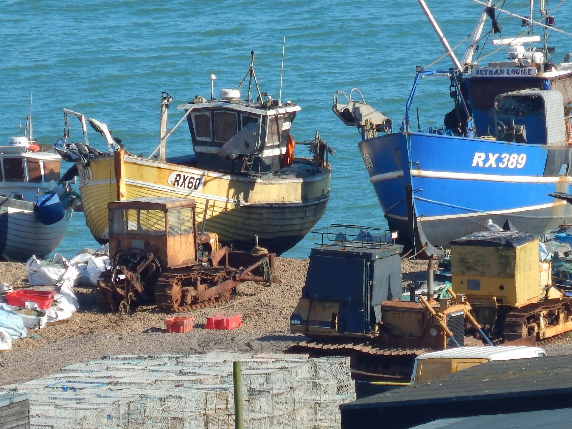 French access to British territorial waters and British access to Europe's market for exports are the main issues for the two countries when it comes to fishing after Brexit.