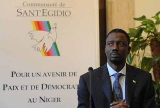 Marou Amadou, porte-parole du gouvernement du Niger, Garde des sceaux