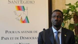Marou Amadou, porte-parole du gouvernement du Niger, Garde des sceaux.