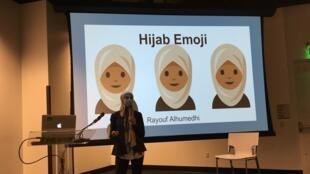 Pour Rayouf Alhumedhi, cette émoticône est «un pas de plus en faveur de la diversité et de la tolérance».