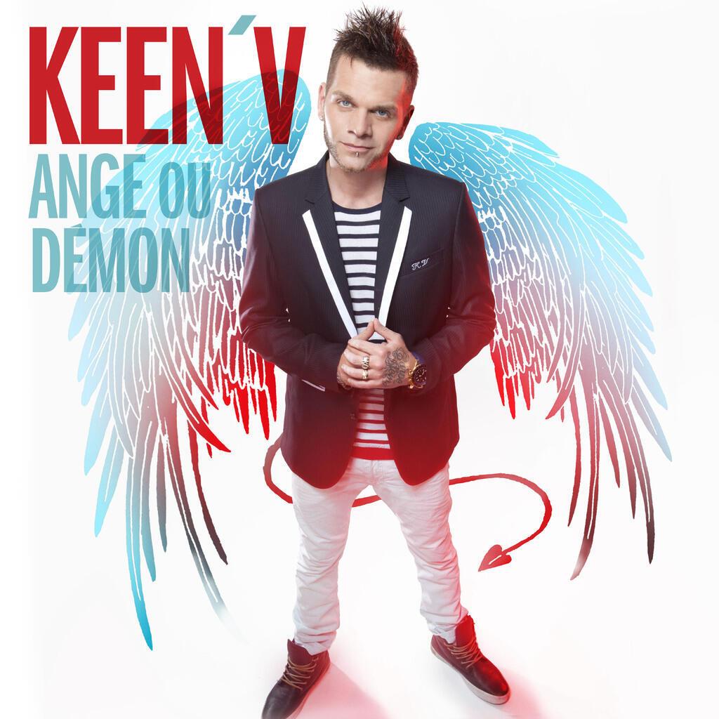"""Альбома """"Ангел и демон"""" певца Keen'V (2013)"""
