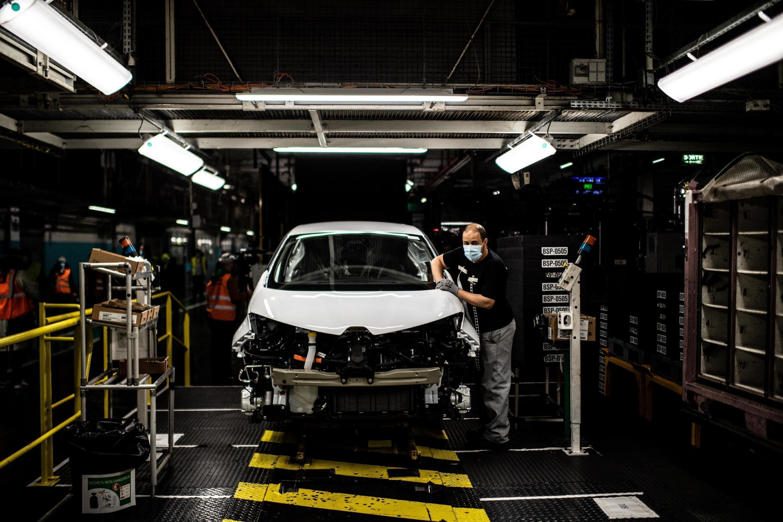 Один из заводов Renault во Франции