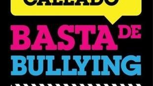 Afiche de la campaña de Plan Internacional contra el acoso escolar
