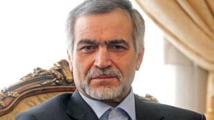 حسین فریدون دستیار ویژه و برادر رییس جمهوری، حسن روحانی