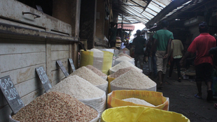 Riz - Antanarivo - Madagascar - marché