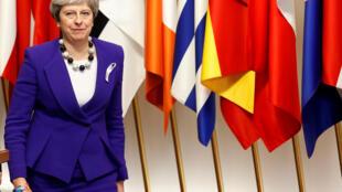 Próxima etapa para Theresa May, a Cimeira da União Europeia de Junho em Bruxelas.
