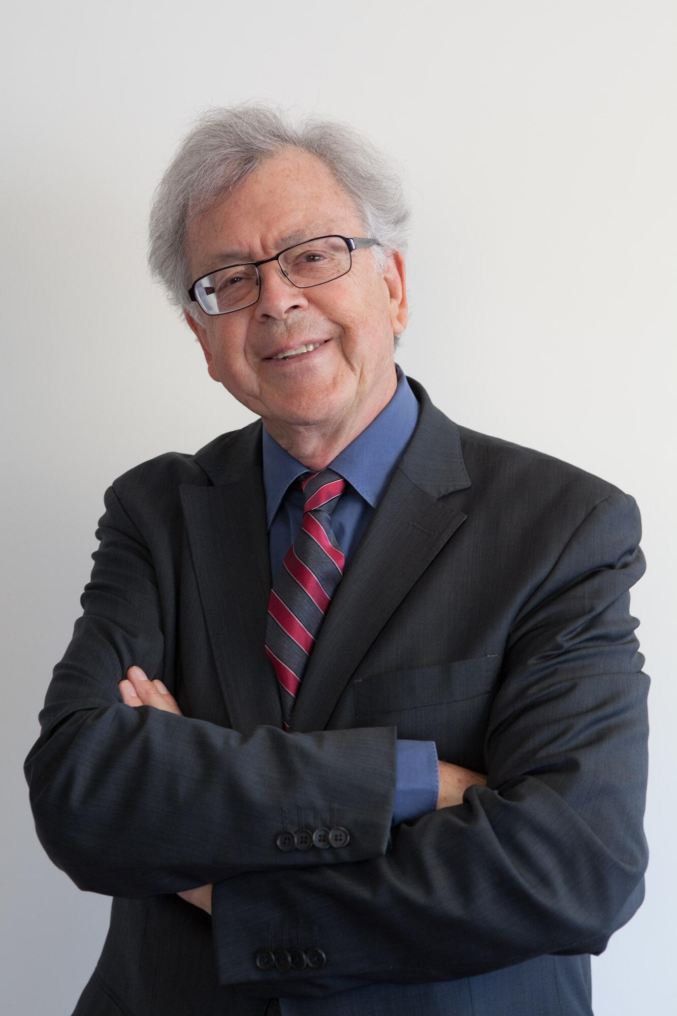Le professeur Jacques Commaille.