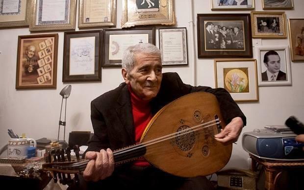منصور نریمان، استاد موسیقی و پدر عود ایران در گذشت
