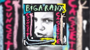 Biga* Ranx a réalisé la pochette de son nouvel album «Sunset Cassette».