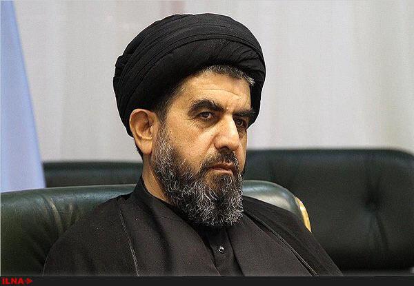 ناصر موسوی لارگانی نمایندۀ فلاورجان در مجلس شورای اسلامی