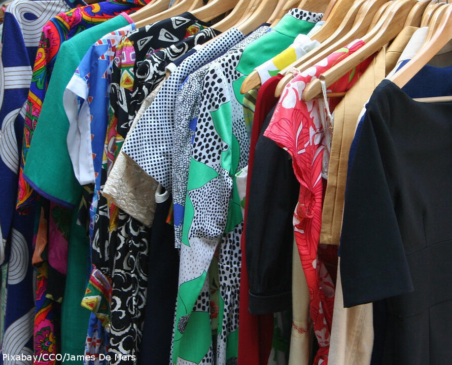 Vêtements.