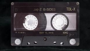 Le site de streaming musical Tidal.
