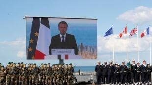 法國紀念1944年盟軍諾曼底登陸75周年